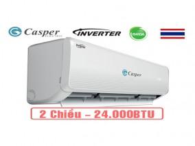 ĐIỀU HÒA CASPER INVERTER 2 CHIỀU 24000BTU IH-24TL22